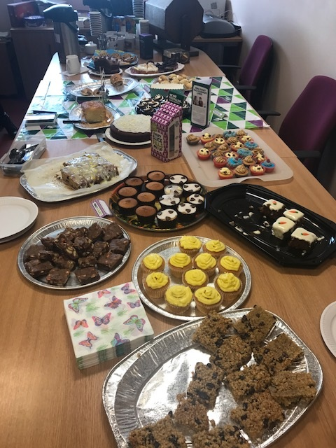 MacMillan Cancer Support Coffee Morning
