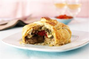 Mushrooms En Croute